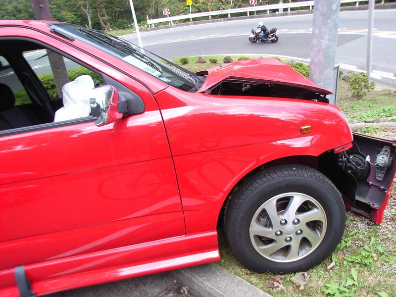 Crash !